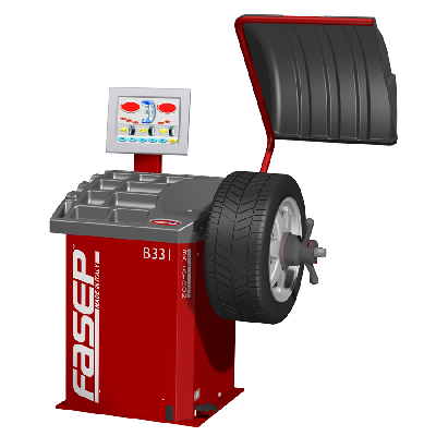 B331 G3 Eclipse Wheel Balancer Italy