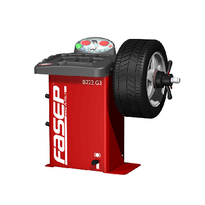 B222 G3 Genius Wheel Balancer Italy